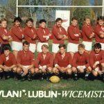 Budowlani Lublin - Wicemistrz Polski 1990