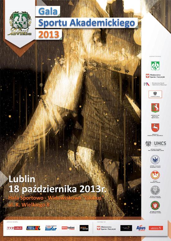 Gala Akademickiego Związku Sportowego 2013