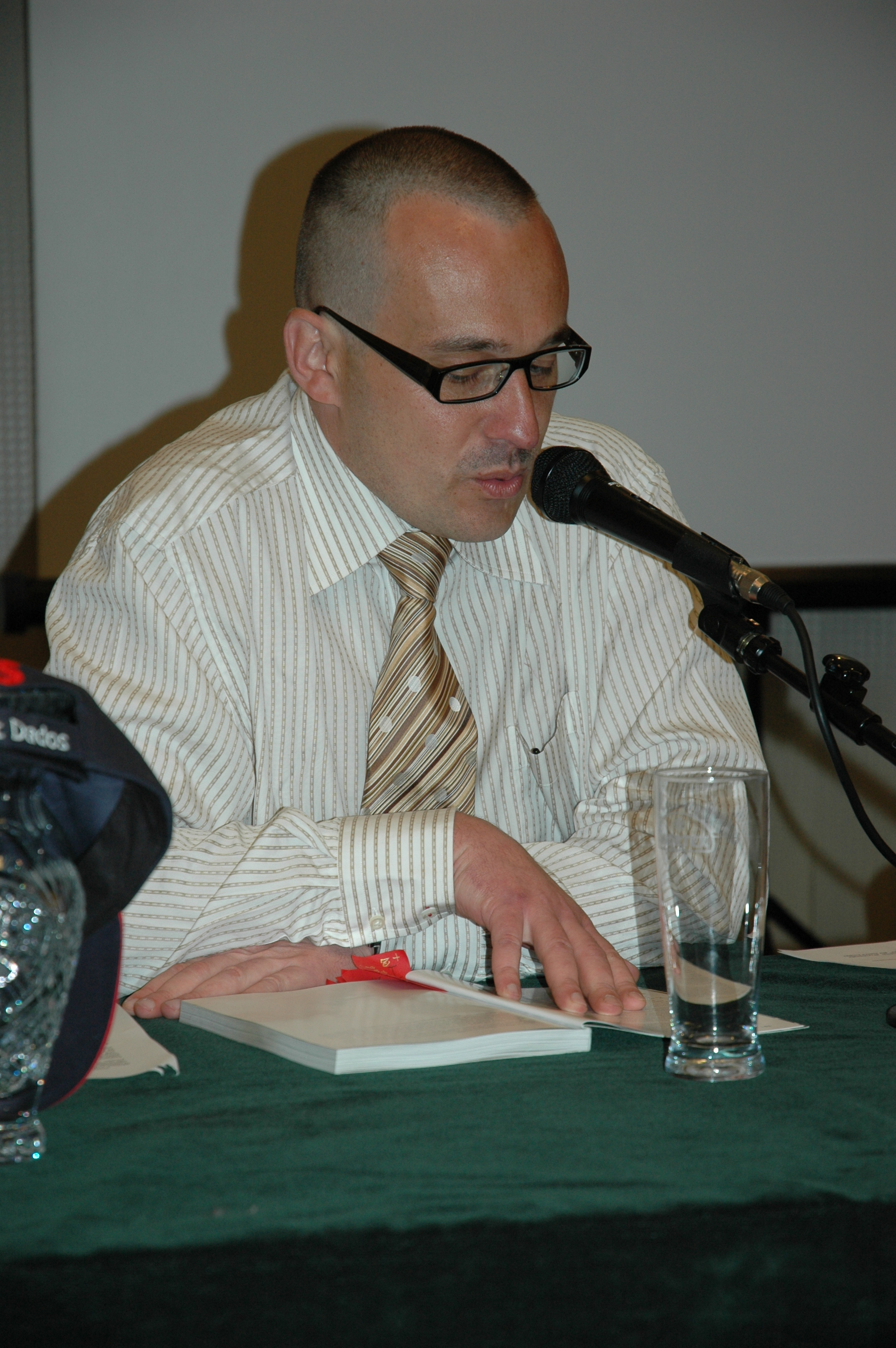 Maciej Maj – autor publikacji o lubelskim sporcie i sportowcach