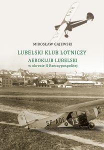 Okładka książki Mirosława Gajewskiego