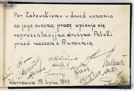 Album Stanisława Zalewskiego