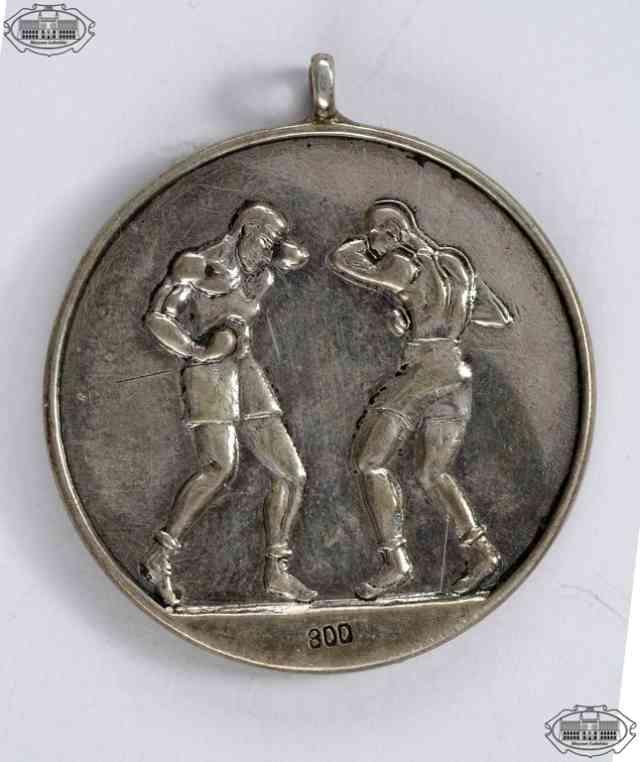 Zbiory dawnego Muzeum Sportu – boks (medale i trofea)