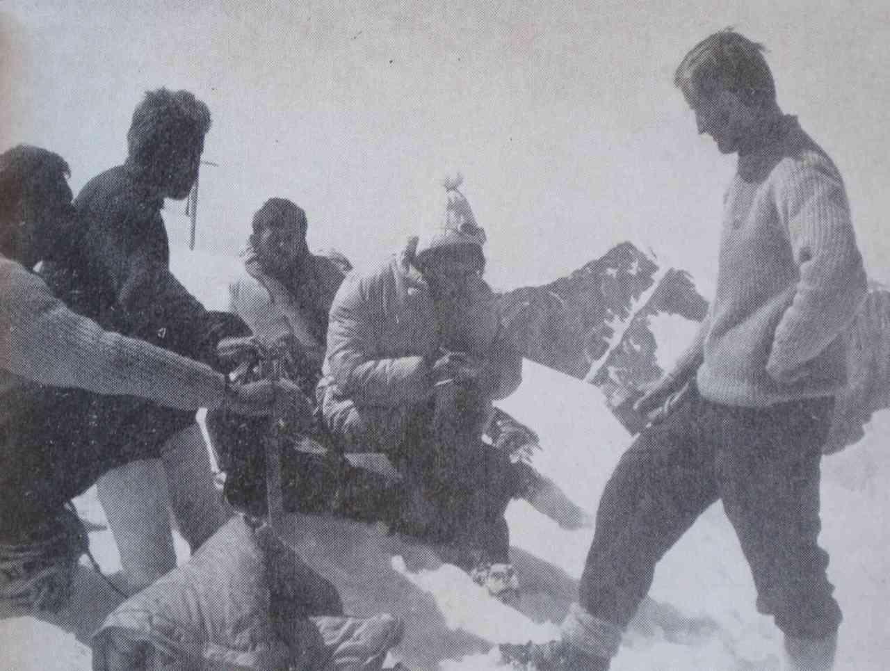 Mongolia 1969 – wyprawa Lubelskiego Koła Klubu Wysokogórskiego