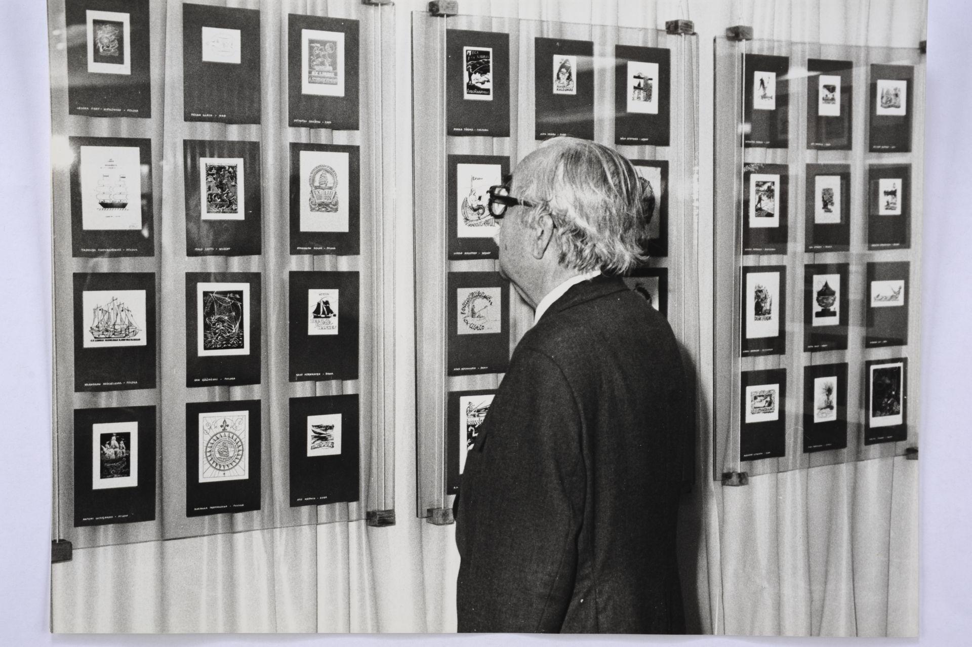 """Były takie wystawy… """"Sport w ekslibrisie"""" – wystawa z roku 1988"""
