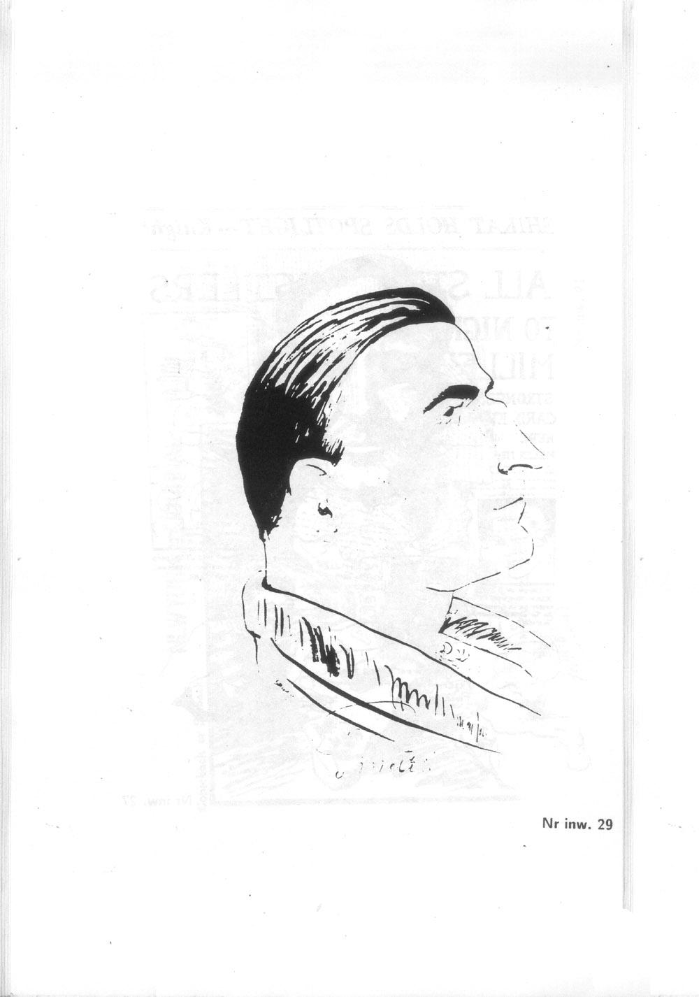 Wystawa poświęcona zapaśnikowi Leonowi Pineckiemu