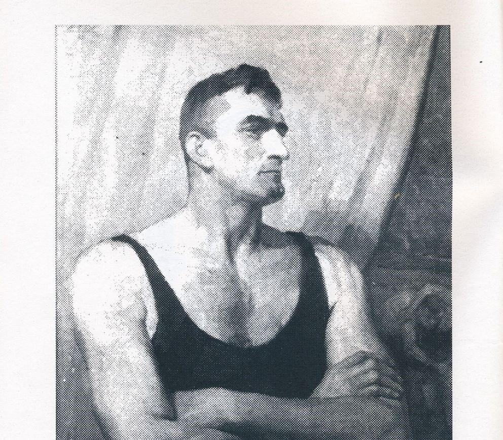 Kazimierz Parfianowicz o polskim zapaśniku Leonie Pineckim