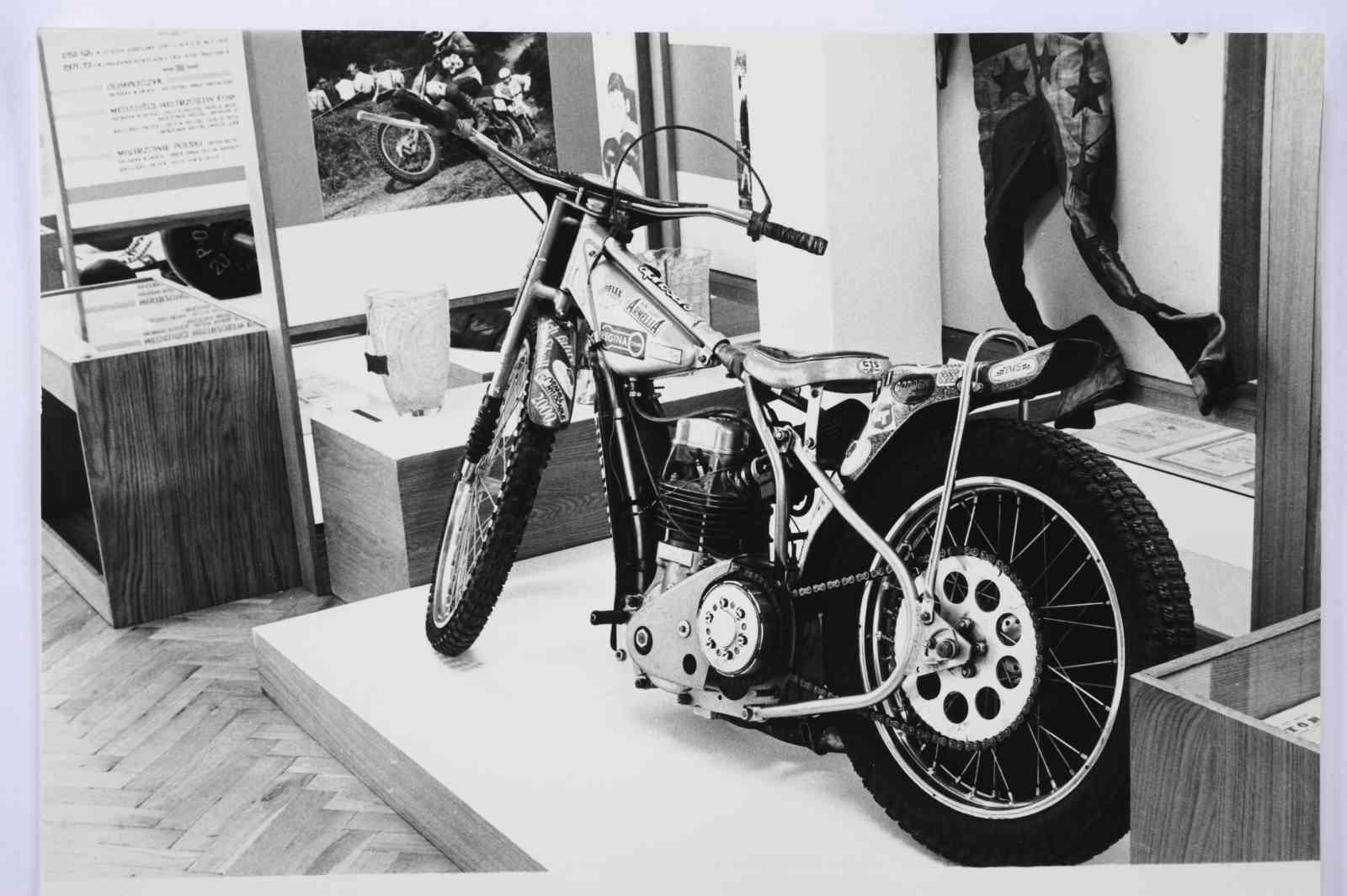 """""""Były takie wystawy""""… – ekspozycja stała w dawnym Muzeum Sportu"""
