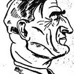 Kazimierz Parfianowicz o śmierci zapaśnika Leona Stanisława Pineckiego (1892-1949)