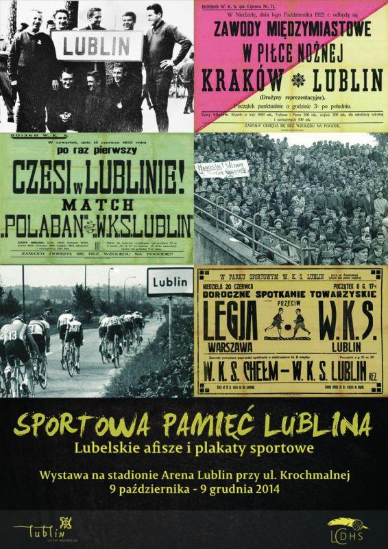 """Relacja z Wystawy """"Sportowa Pamieć Lublina"""""""