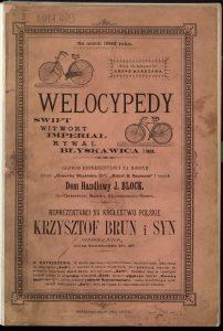 Welocypedy