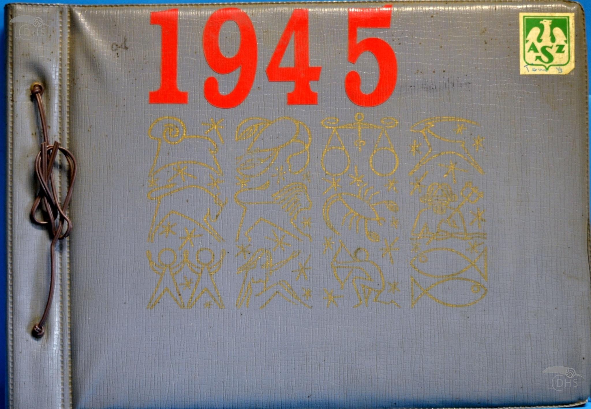 Kronika AZS 1945 r.