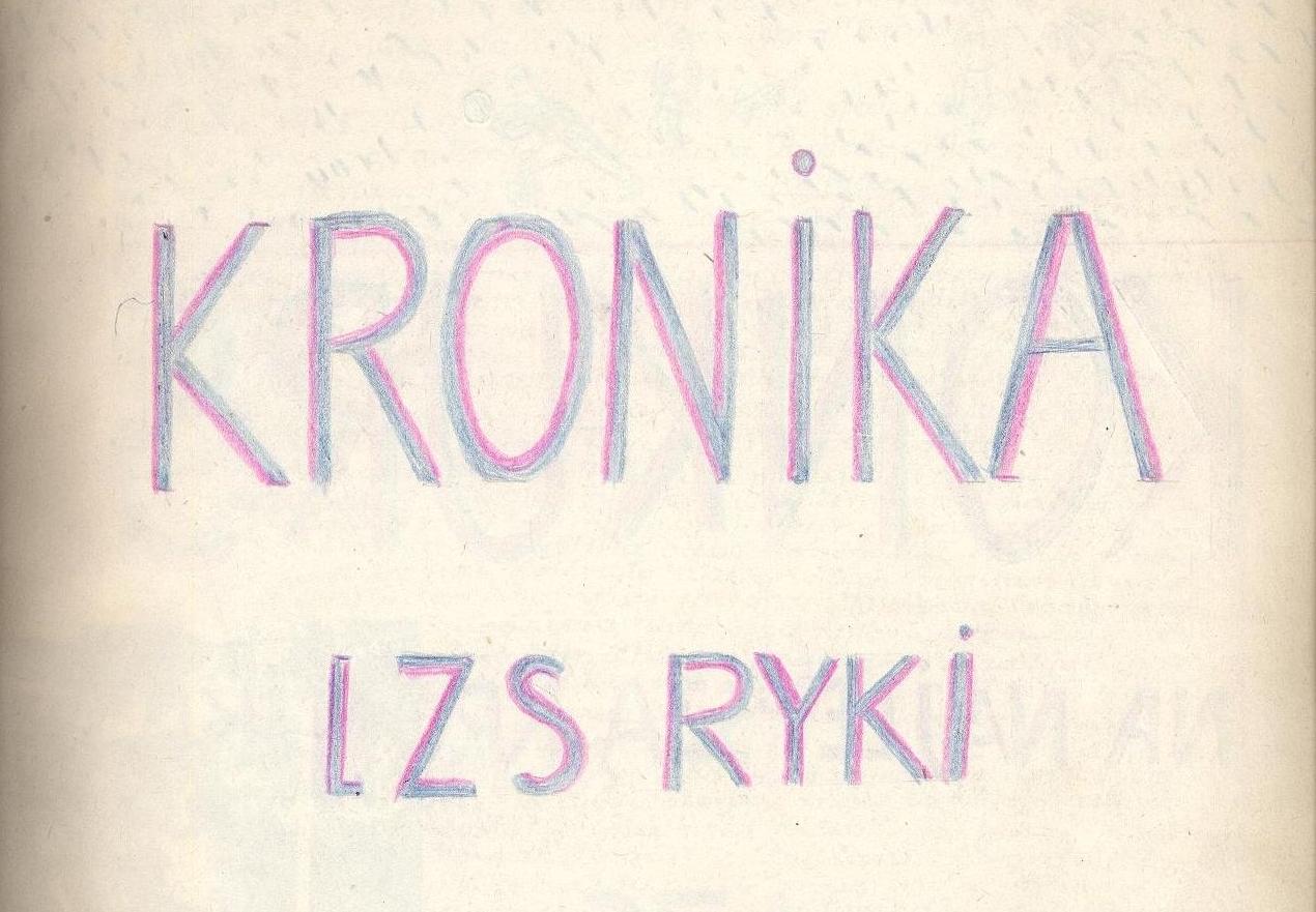 Kronika LZS Ryki 1979 – 1983