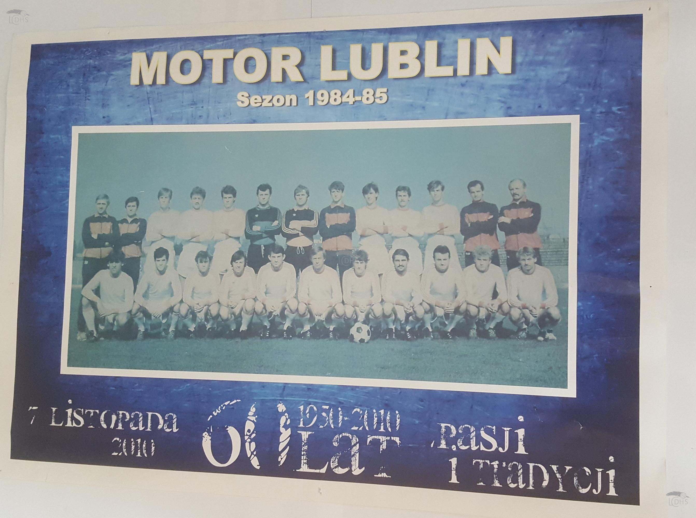 Pamiątki Motoru Lublin – inne