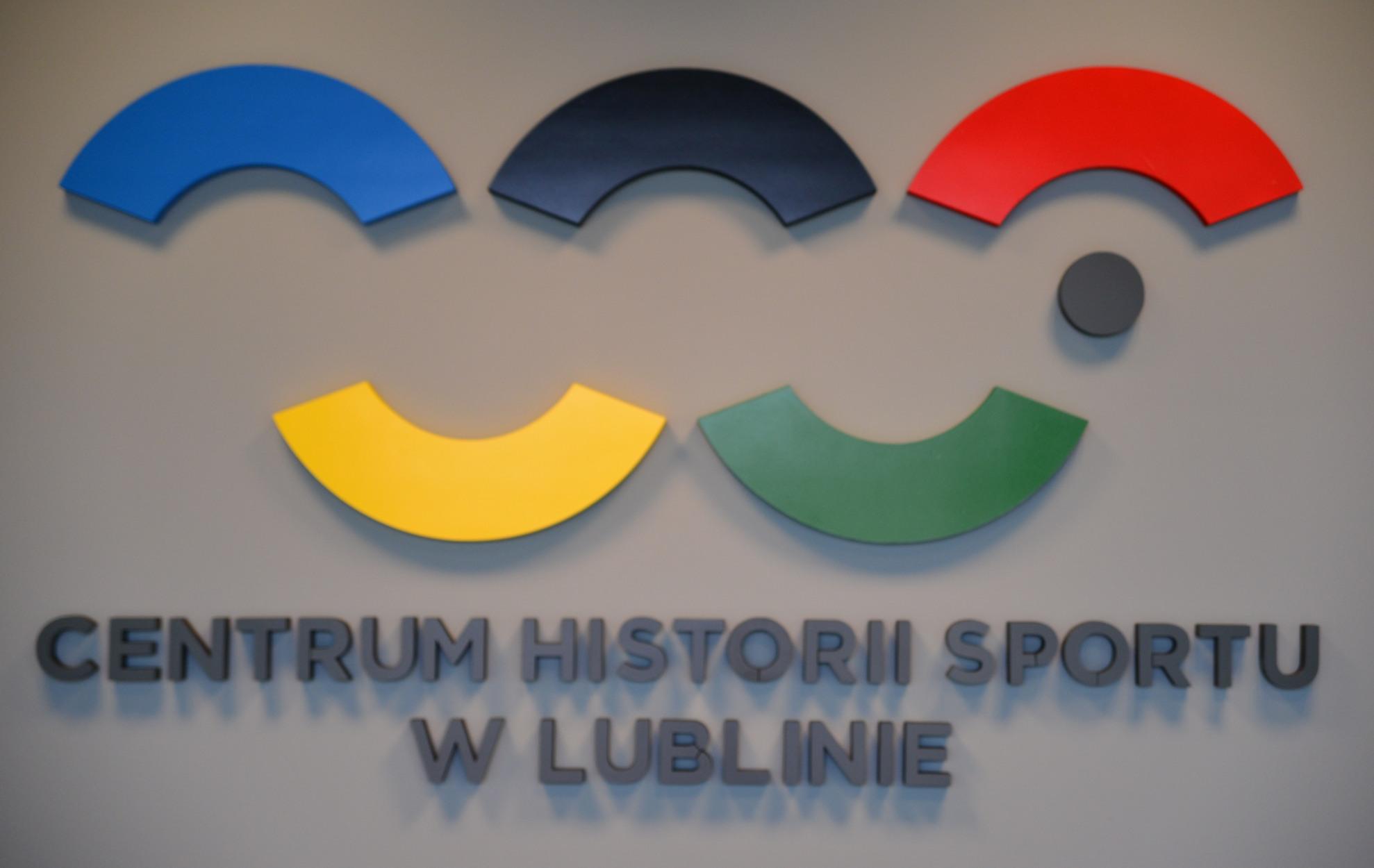 Otwarto Centrum Historii Sportu w Lublinie