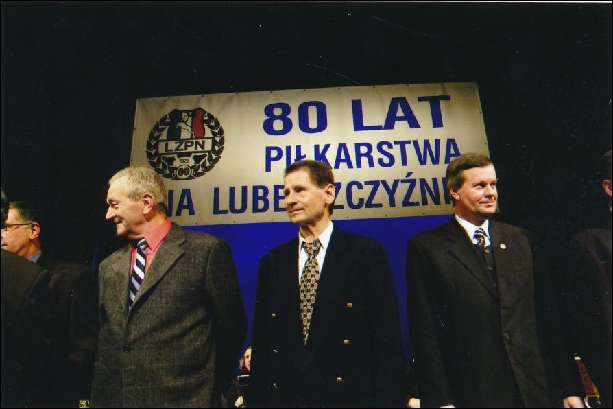 80-lecie Lubelskiego Związku Piłki Nożnej